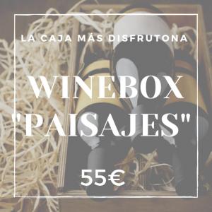 Winebox Paisajes