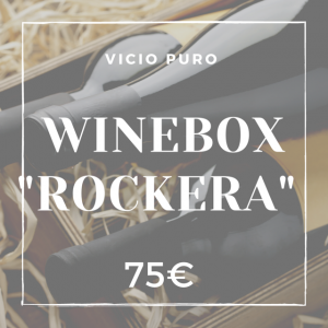 Winebox Rockera